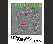 Basic Thursdays at Suite - Rock Graphic Designs