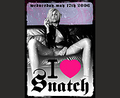 I Heart Snatch - tagged with snatchmiami