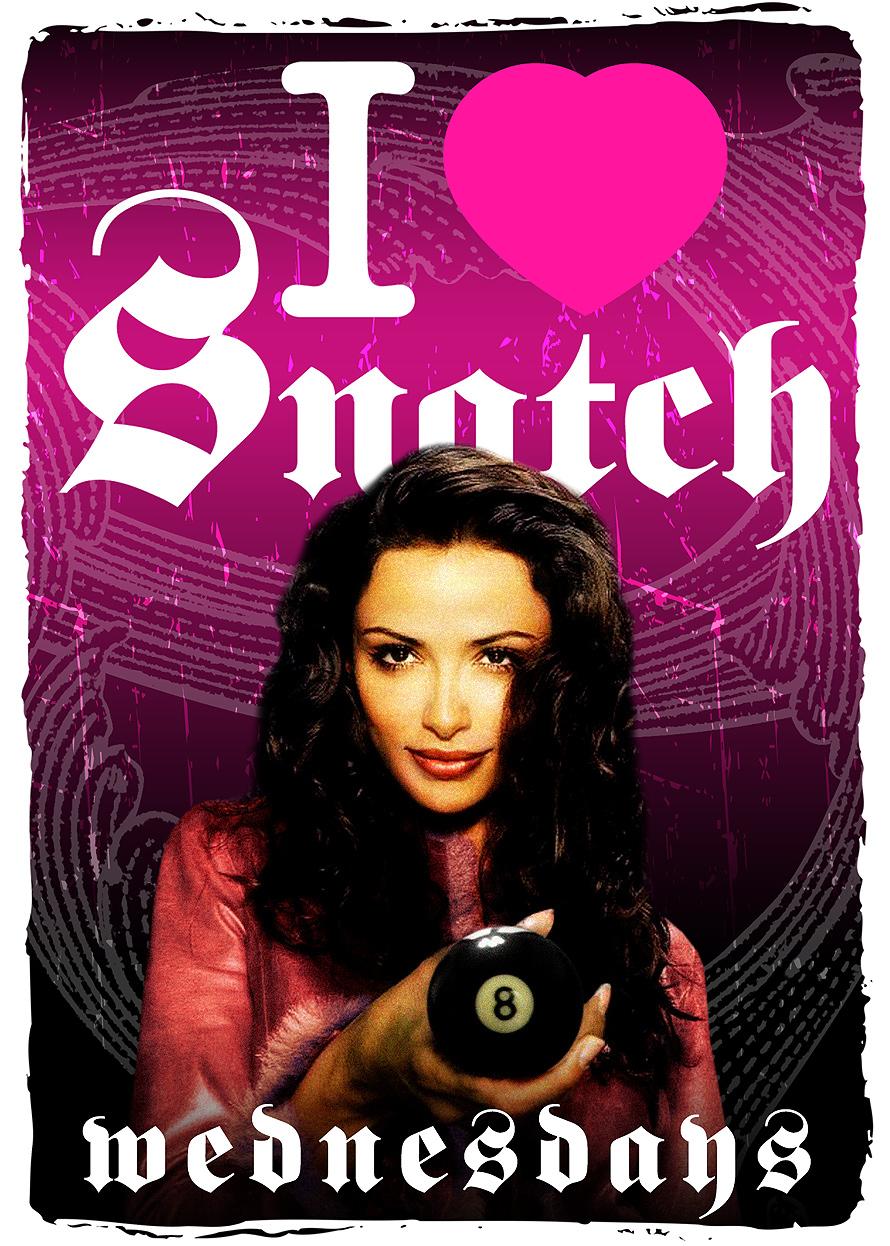 I Heart Snatch Wednesday