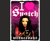 I Heart Snatch Wednesday  - tagged with dj juan mejia
