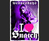 I Heart Snatch Wednesdays - Nightclub
