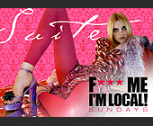 F*** Me I'm Local! - Nightclub