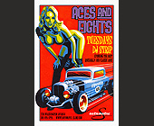 Aces and Eights Tuesdays DJ Strips Automatic Slims - Bars Lounges