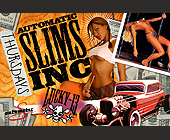 Automatic Slims - tagged with cash prizes