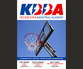 Key Biscayne Basketball Academy - kids Graphic Designs