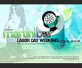 Labor Day Weekend - tagged with drink specials all night long