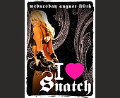 I Heart Snatch - tagged with dj juan mejia