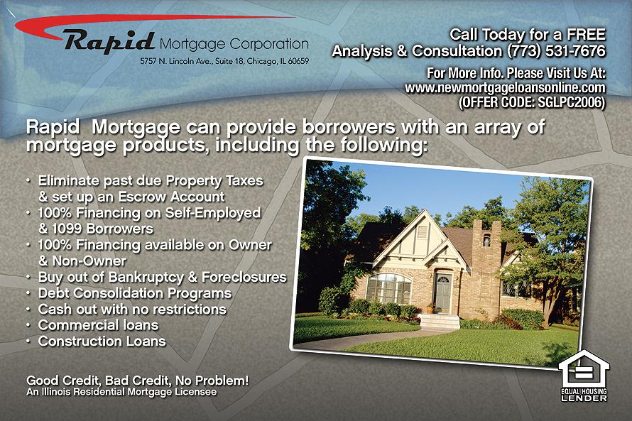 Rapid Mortgage Corporation