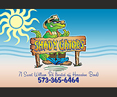Shady Gators NFT Day - Party Graphic Designs