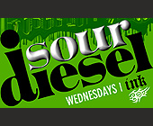 Sour Diesel Wednesdays - Nightclub
