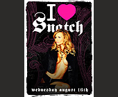 I Heart Snatch - Nightclub