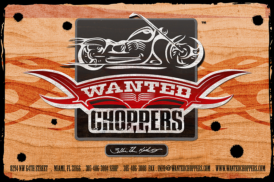 Wanted Choppers
