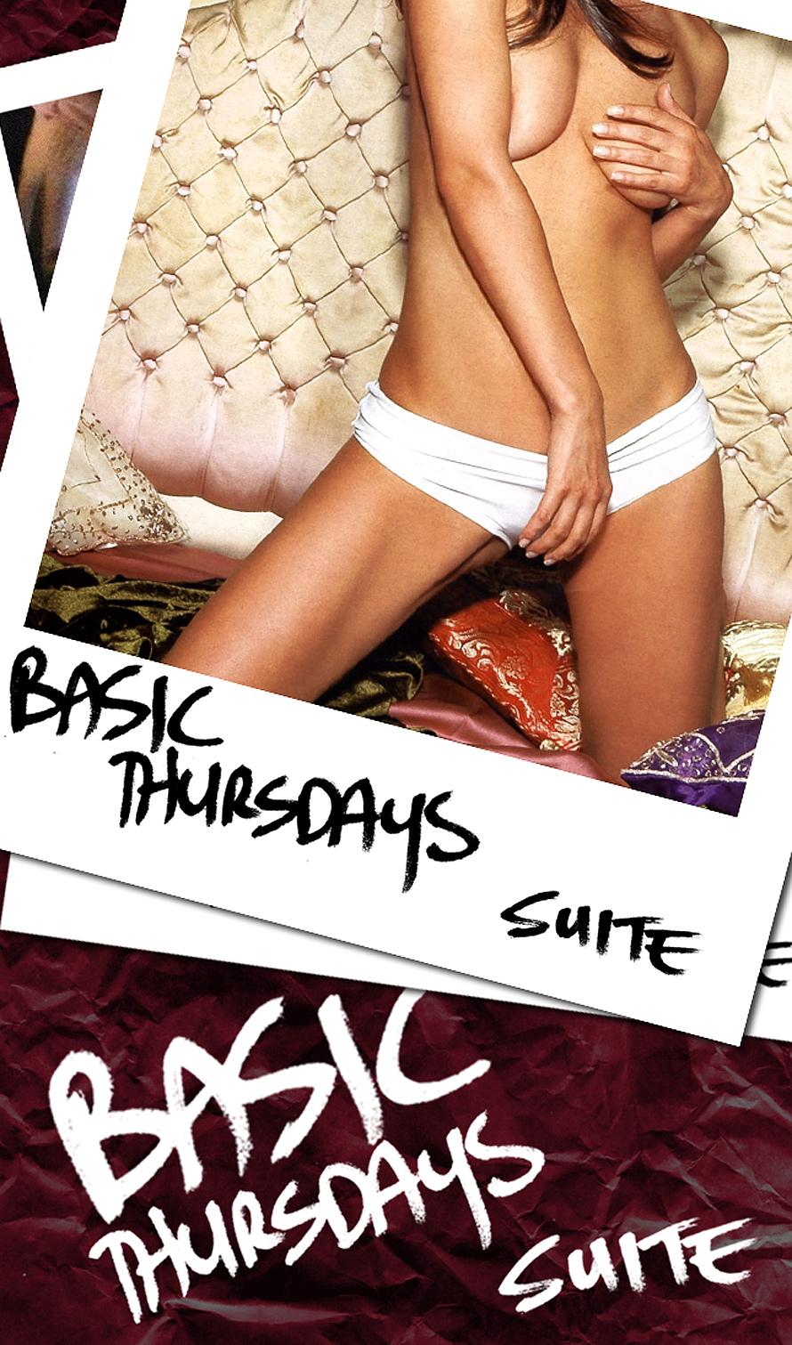 Basic Thursdays at Suite Nightclub