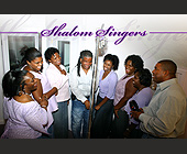 Shalom Singers - Music Industry Graphic Designs