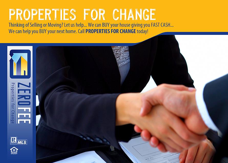 Zero Fee Properties of Change