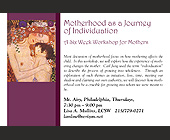 Motherhood as a Journey of Individuation - Family Graphic Designs