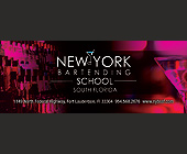 New York Bartending School - Fort Lauderdale Graphic Designs