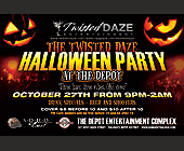 Twisted Daze Halloween Party - Party Graphic Designs