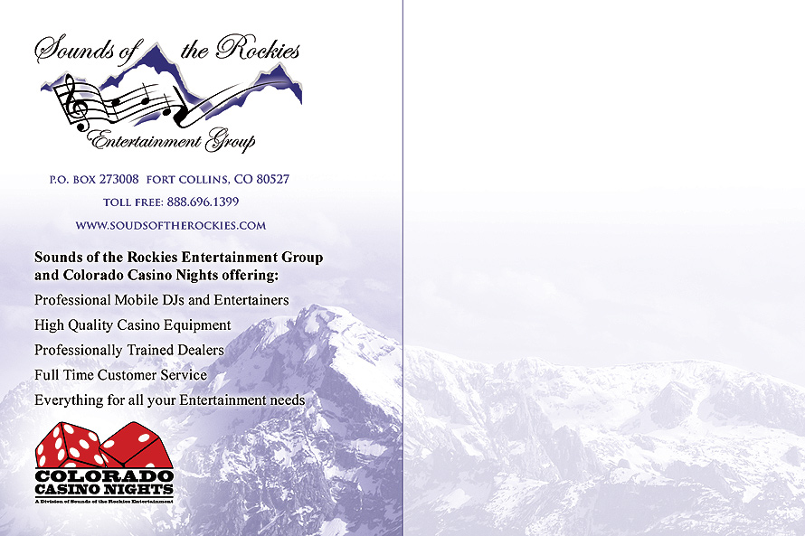 Sounds of the Rockies Entertainment Group