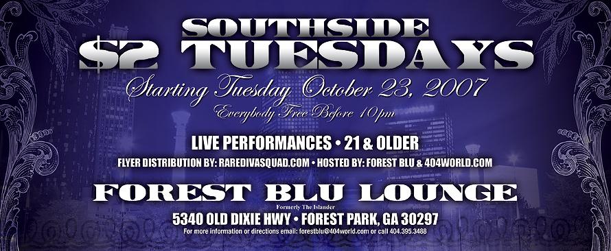 Southside $2 Tuesdays