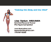 Lisa Tanker Training the Body and the Mind - Sports and Fitness