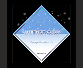 White Hot Holiday  - tagged with snowflakes
