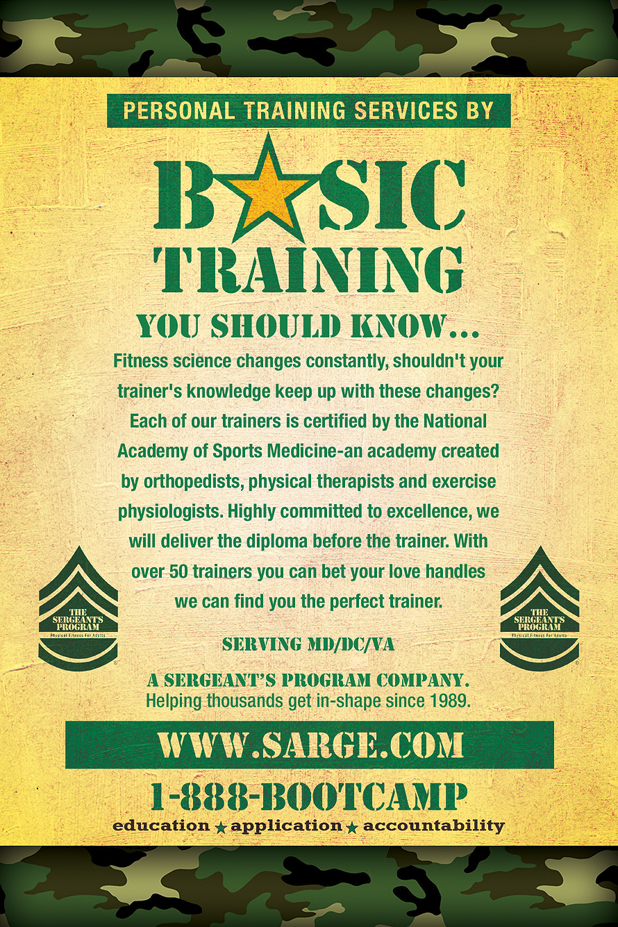 Basic Training Personal Training Solutions