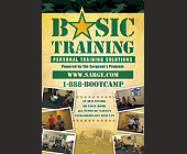 Basic Training Personal Training Solutions - created November 2007