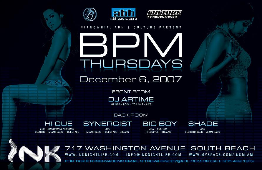 BPM Thursdays