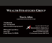 Wealth Strategies Group - created December 2007