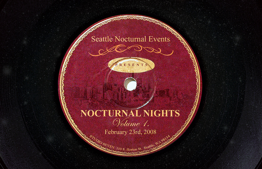 Seattle Nocturnal Events Presents Noctural Nights