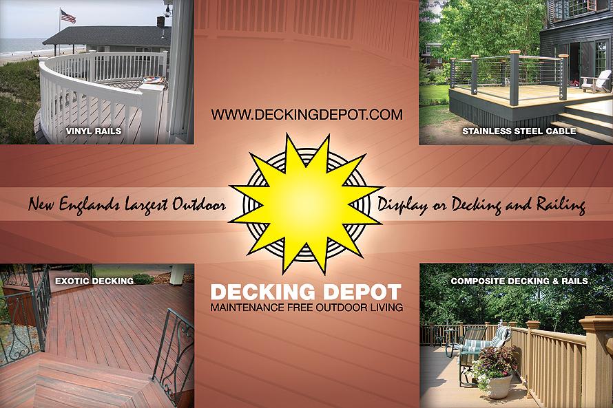 Decking Depot Maintenance Free Outdoor