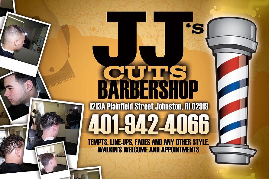 JJ's Cuts Barbershop