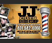 JJ's Cuts Barbershop - tagged with polaroid