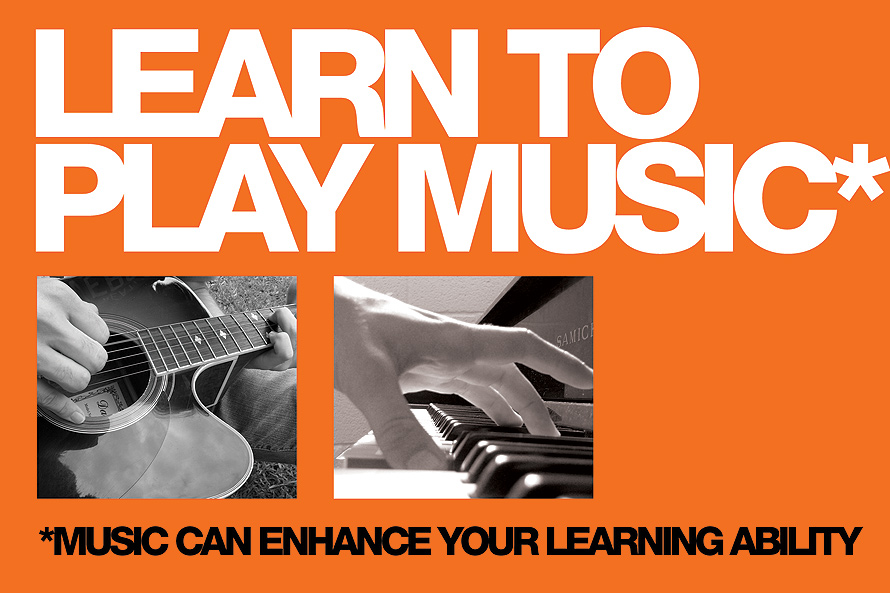 Learn to Play Music