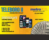 Teleboro II Communications Specialist - Media and Communications Graphic Designs