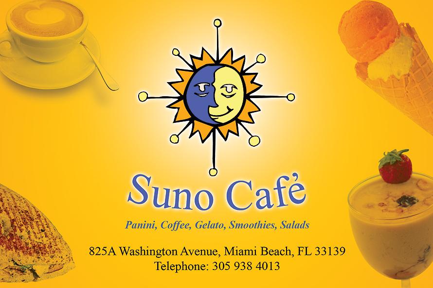Suno Cafe