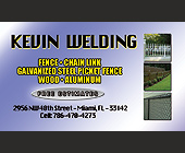 Kevin Welding - tagged with free estimates