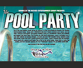 The Pool Party - created March 2007