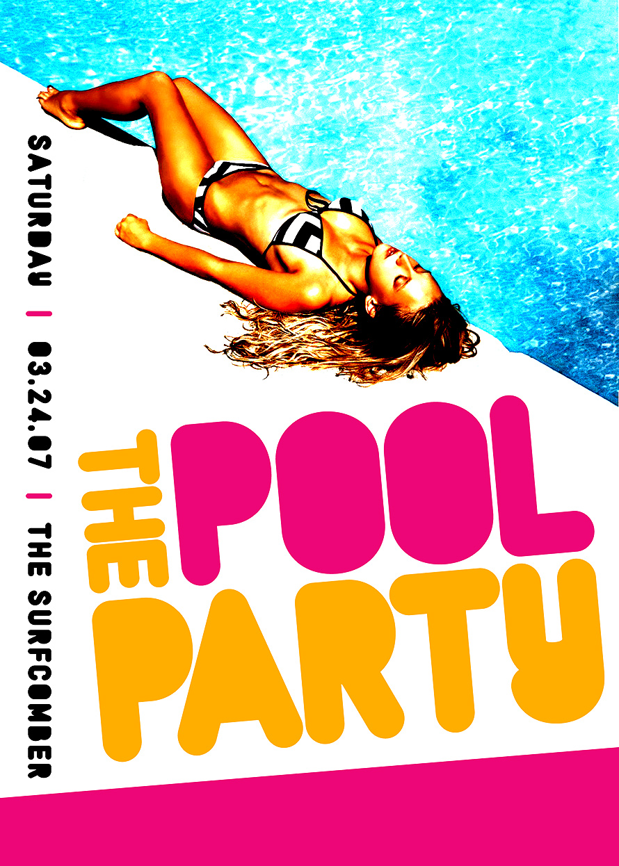 The Pool Party at The Surfcomber