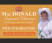 Mac DONALD Imperial Cleaners - created March 2007