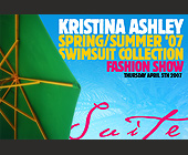 Kristina Ashley Spring - tagged with doors open at 11pm