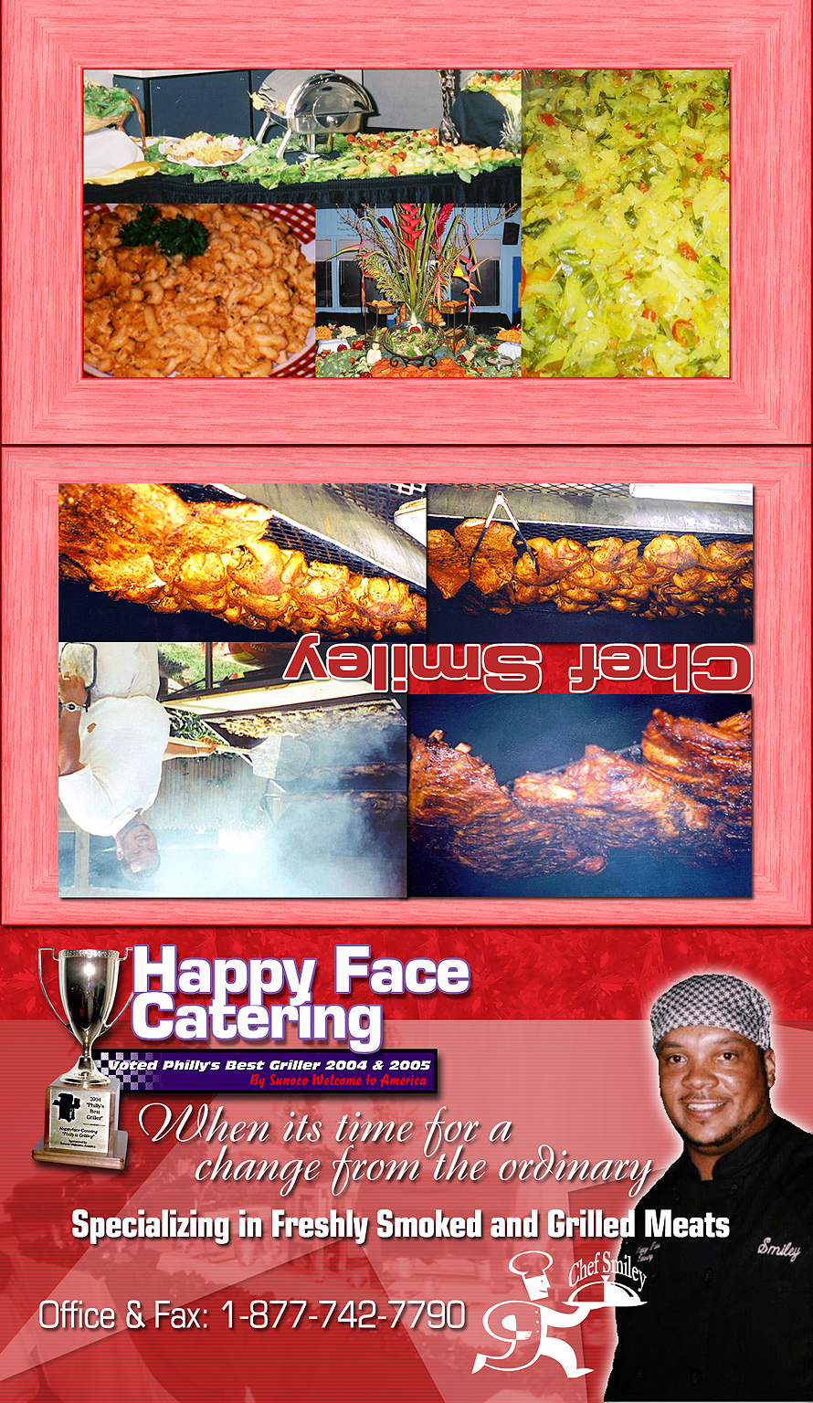 Happy Face Catering
