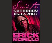 Suite presents Special Guest DJ Erick Morillo - tagged with 05