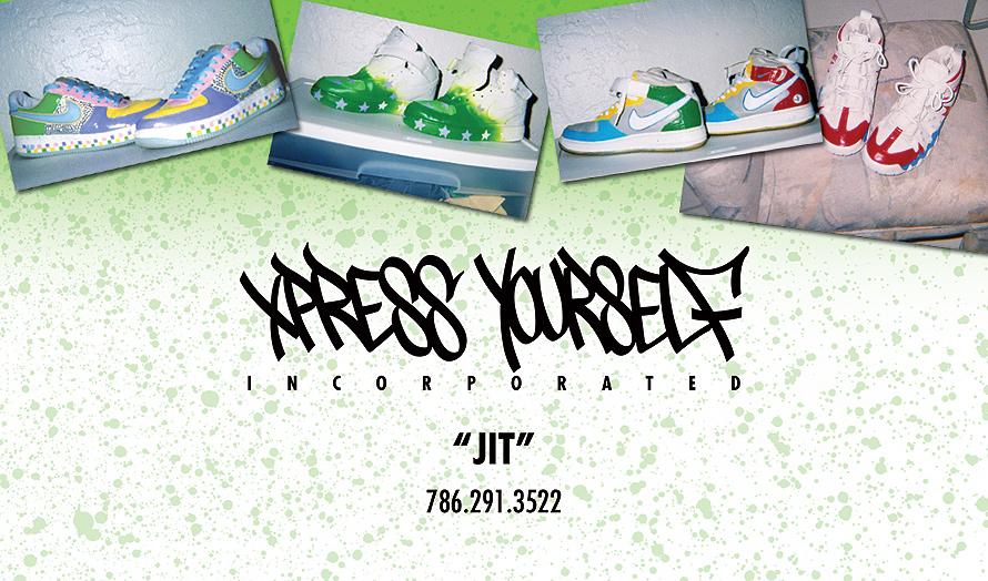 Xpress Yourself Custom Fashion