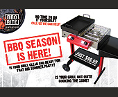 Barbecue Season is Here! - tagged with just