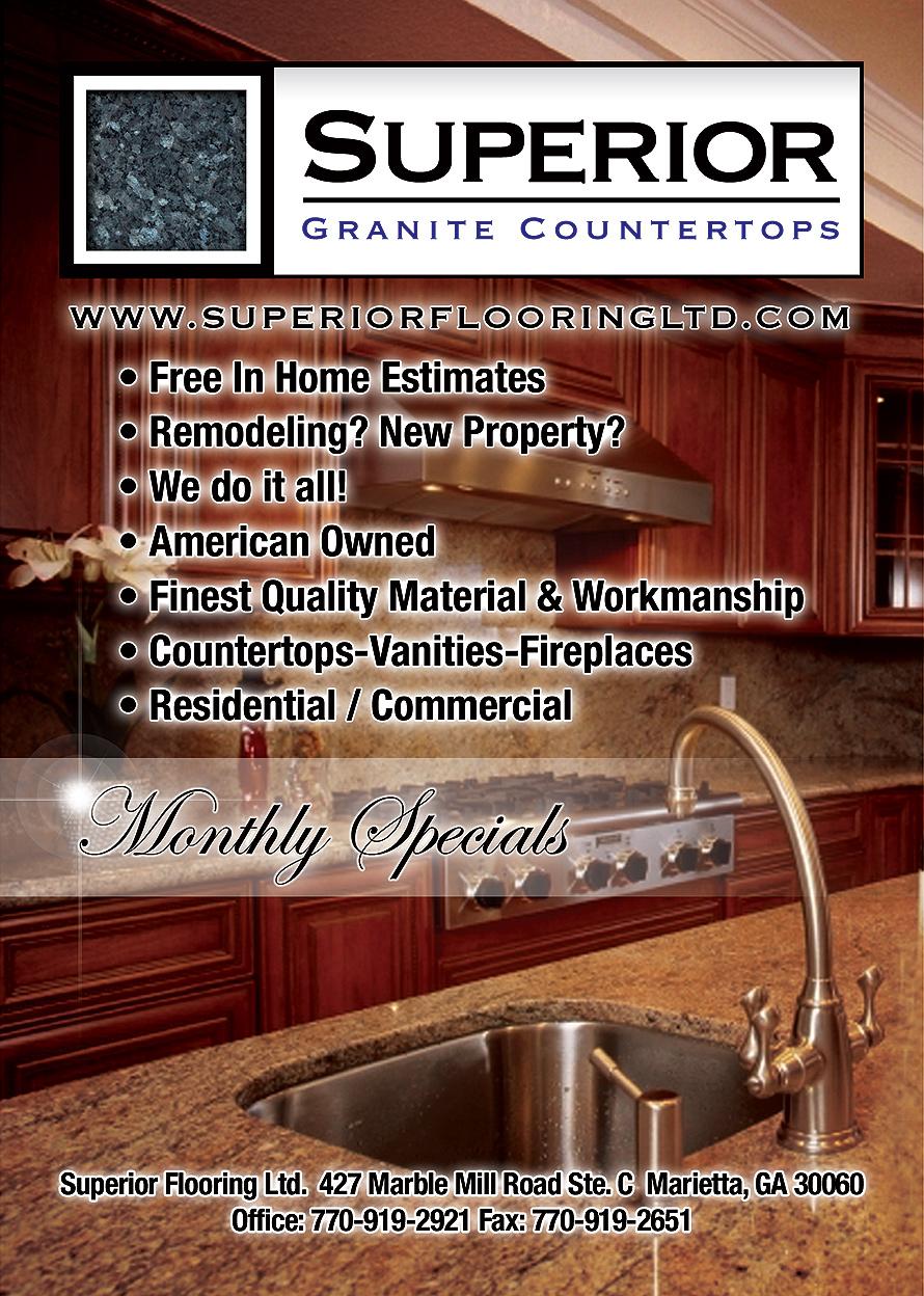 Superior Granite Countertops