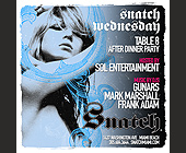 Snatch Wednesday  - tagged with 1437 washington ave