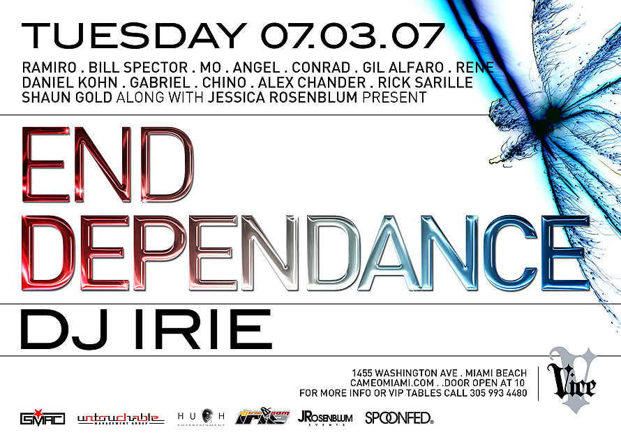 End Dependance