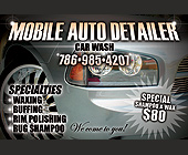Mobile Auto Detailer - created July 31, 2007